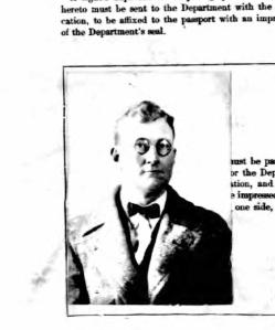 Fred C. Koch 1924